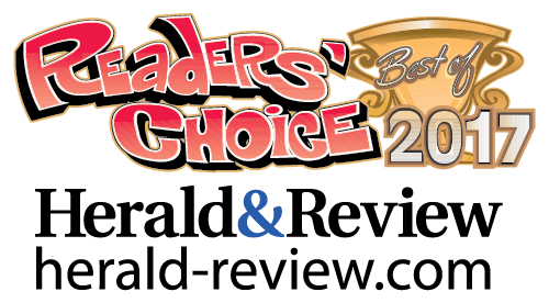 Herald & Review 2017 Reader's Choice